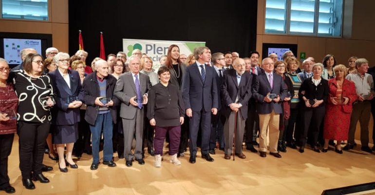 Homenaje a Familias de Plena Inclusión Madrid