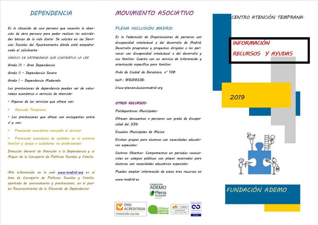 informacion sobre recursos y apoyos